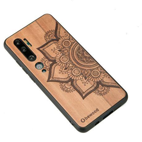 Drewniane Etui Xiaomi Mi Note 10 MANDALA JABŁOŃ