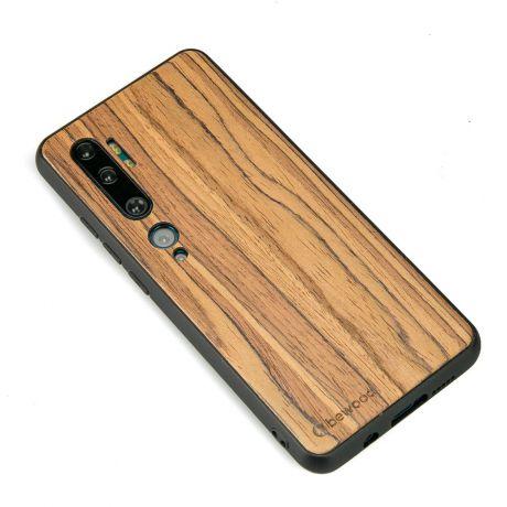 Drewniane Etui Xiaomi Mi Note 10 OLIWKA
