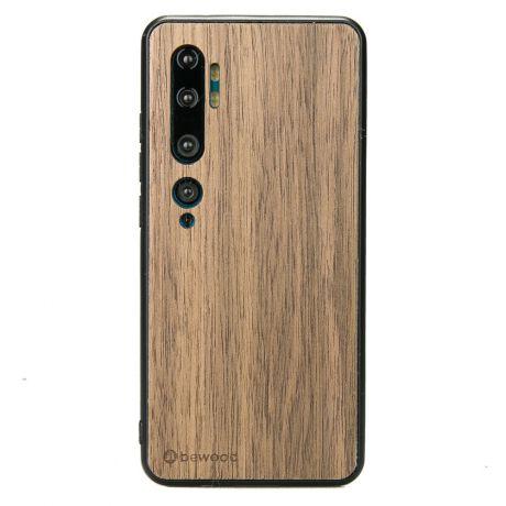 Drewniane Etui Xiaomi Mi Note 10 ORZECH AMERYKAŃSKI