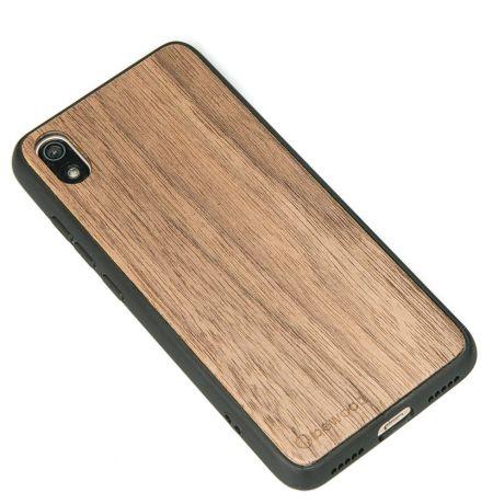 Drewniane Etui Xiaomi Redmi 7A ORZECH AMERYKAŃSKI