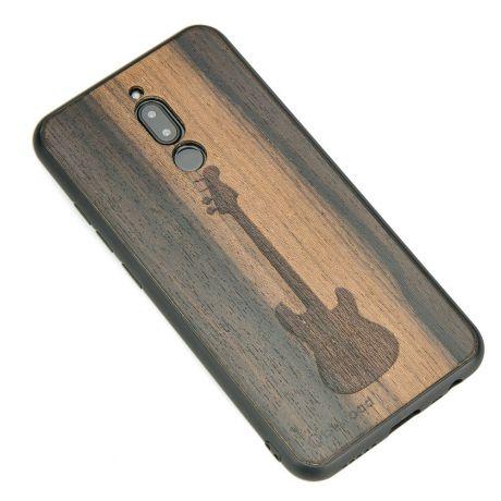 Drewniane Etui Xiaomi Redmi 8 GITARA ZIRICOTE