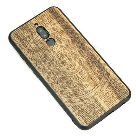 Drewniane Etui Xiaomi Redmi 8 KALENDARZ AZTECKI LIMBA