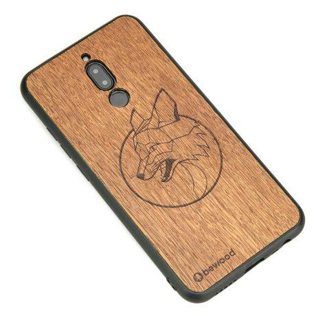 Drewniane Etui Xiaomi Redmi 8 LIS MERBAU
