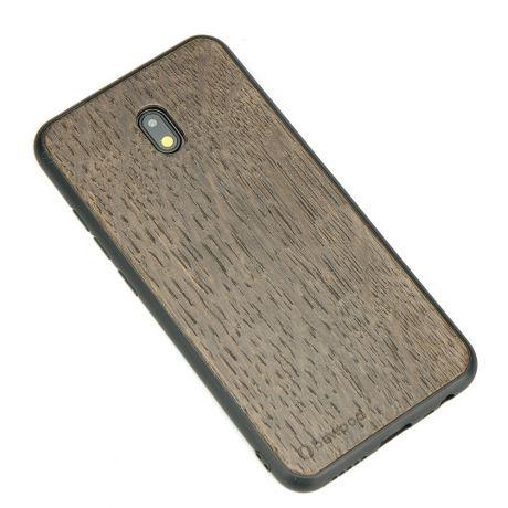 Drewniane Etui Xiaomi Redmi 8A DĄB WĘDZONY