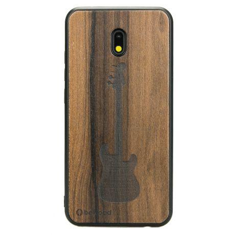 Drewniane Etui Xiaomi Redmi 8A GITARA ZIRICOTE