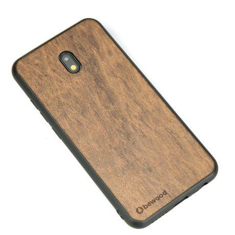 Drewniane Etui Xiaomi Redmi 8A IMBUIA