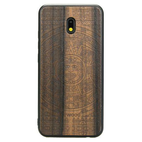 Drewniane Etui Xiaomi Redmi 8A KALENDARZ AZTECKI ZIRICOTTE