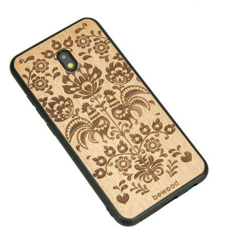 Drewniane Etui Xiaomi Redmi 8A POLSKI FOLK ANIEGRE