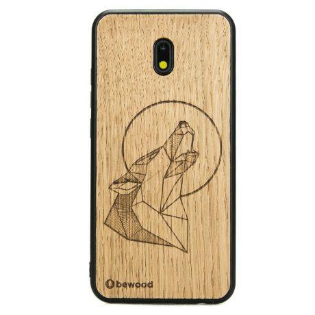 Drewniane Etui Xiaomi Redmi 8A WILK DĄB