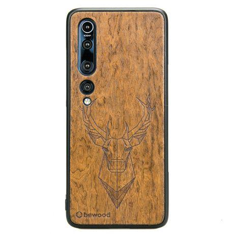 Drewniane Etui Xiaomi Mi 10 Pro JELEŃ IMBUIA