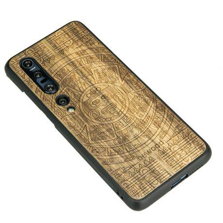 Drewniane Etui Xiaomi Mi 10 Pro KALENDARZ AZTECKI LIMBA