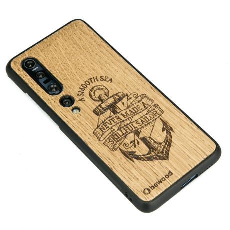 Drewniane Etui Xiaomi Mi 10 Pro KOTWICA DĄB