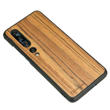 Drewniane Etui Xiaomi Mi 10 Pro OLIWKA