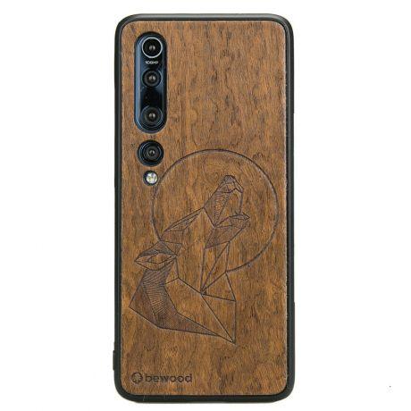 Drewniane Etui Xiaomi Mi 10 WILK IMBUIA