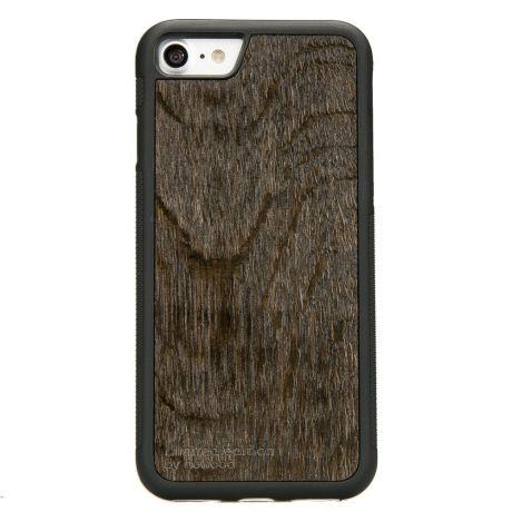 Drewniane Etui iPhone SE 2020 DĄB WĘDZONY