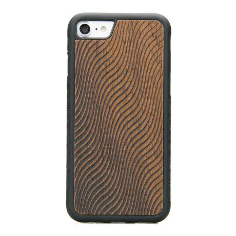 Drewniane Etui iPhone SE 2020 FALE MERBAU
