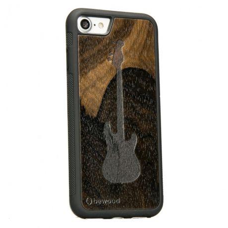 Drewniane Etui iPhone SE 2020 GITARA ZIRICOTE