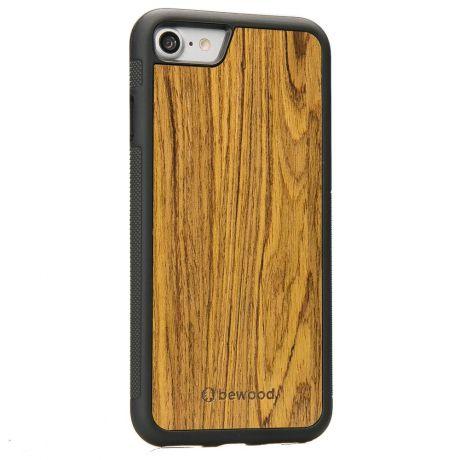 Drewniane Etui iPhone SE 2020 OLIWKA