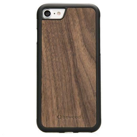 Drewniane Etui iPhone SE 2020 ORZECH AMERYKAŃSKI