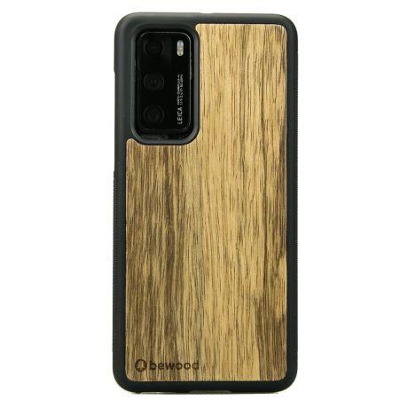 Drewniane Etui Huawei P40 LIMBA