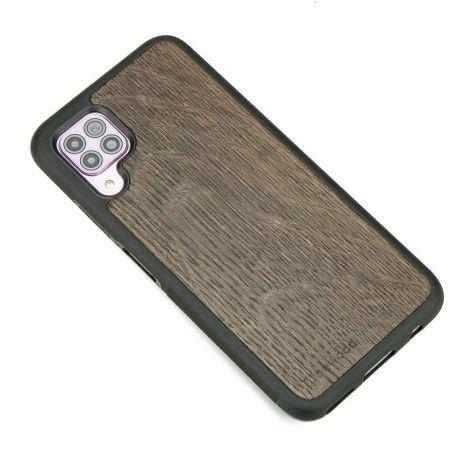 Drewniane Etui Huawei P40 Lite DĄB WĘDZONY