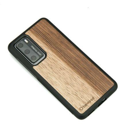 Drewniane Etui Huawei P40 MANGO