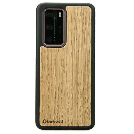 Drewniane Etui Huawei P40 Pro DĄB