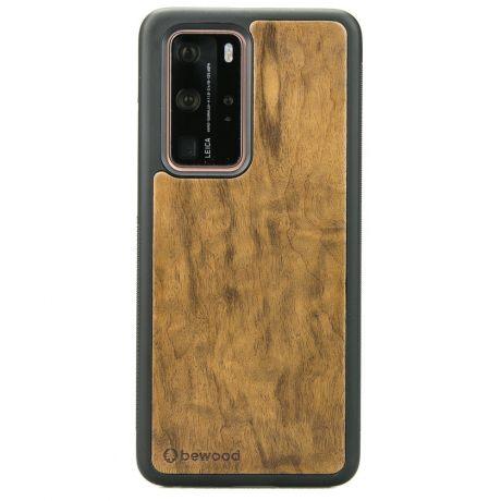 Drewniane Etui Huawei P40 Pro IMBUIA