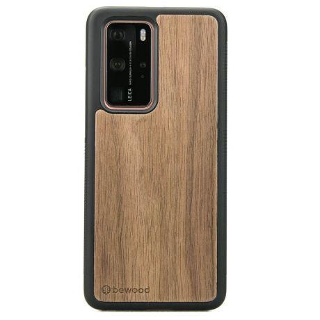 Drewniane Etui Huawei P40 Pro ORZECH AMERYKAŃSKI