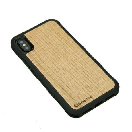 Drewniane Etui iPhone X/XS DĄB HEAVY