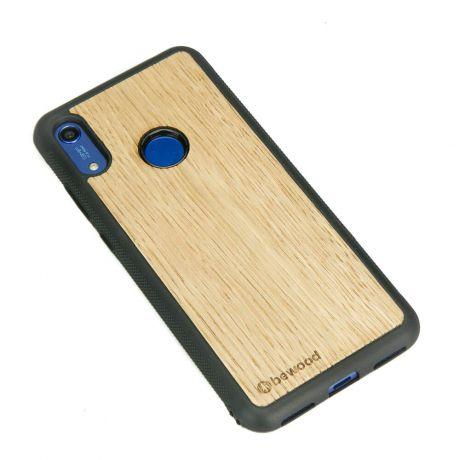 Drewniane Etui Huawei Y6s DĄB