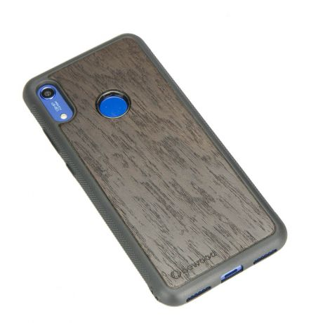 Drewniane Etui Huawei Y6s DĄB WĘDZONY