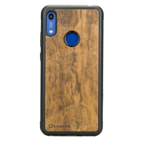 Drewniane Etui Huawei Y6s IMBUIA