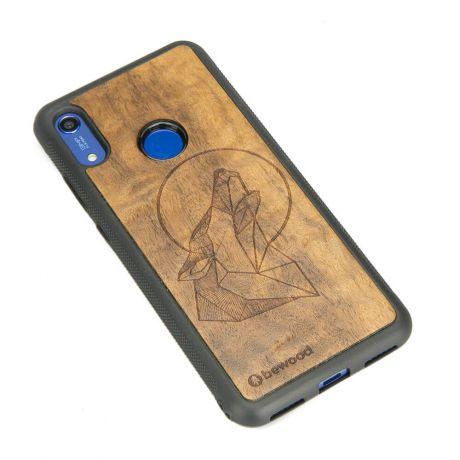 Drewniane Etui Huawei Y6s WILK IMBUIA