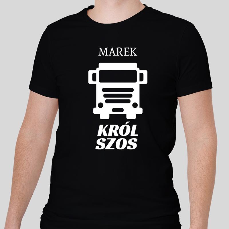 Koszulka dla kierowcy tira (ciężarówki)