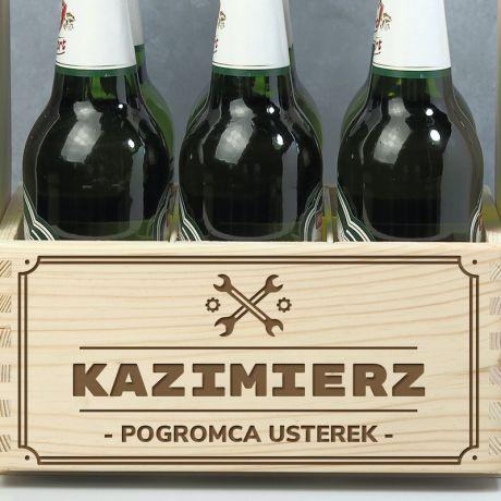 Nosidło na piwo dla majsterkowicza