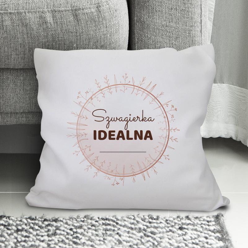 Poduszka dla szwagierki