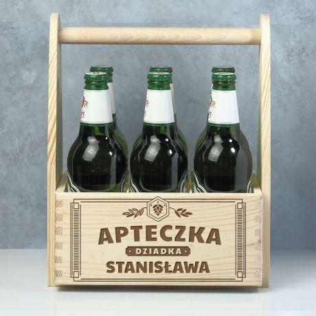 Nosidło na piwo dla dziadka