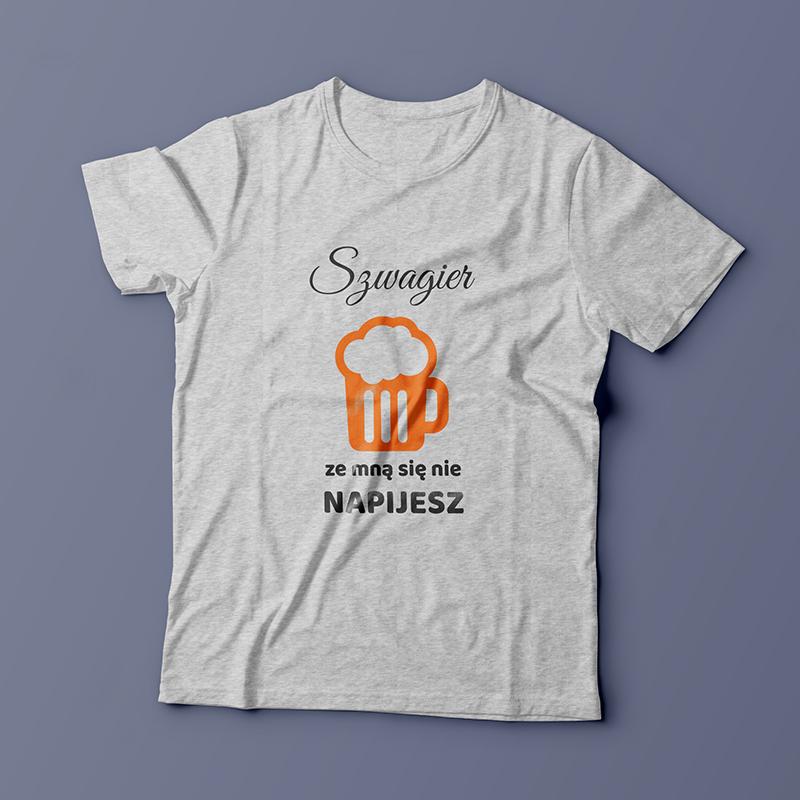 Koszulka dla szwagra
