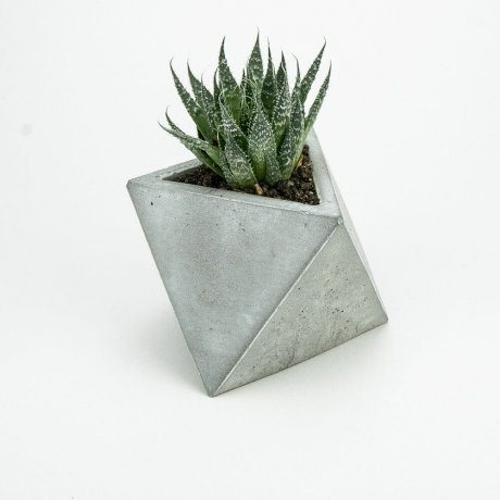 Doniczka Betonowa Triangle