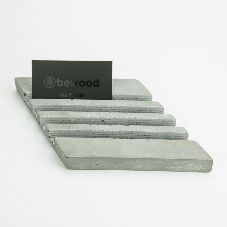 Organizer Betonowy Business Card Diamond