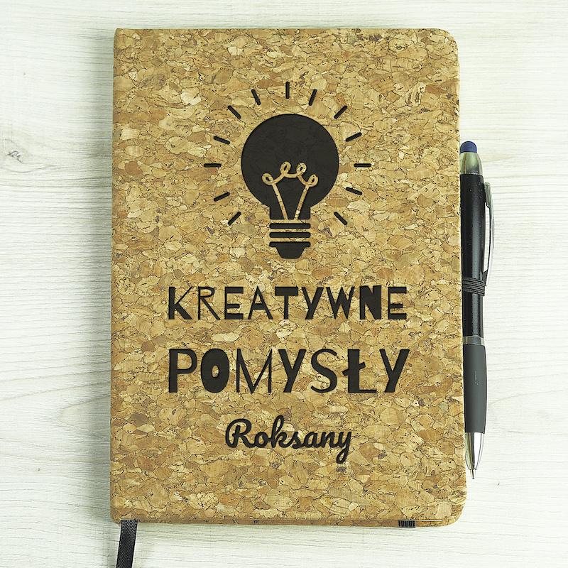 Notatnik personalizowany