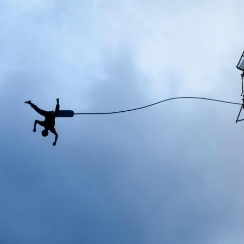 Skok na bungee Chorzów