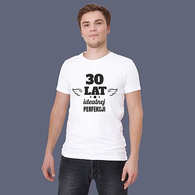 Koszulka na 30 urodziny