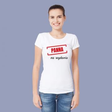 Koszulka na wieczór panieński