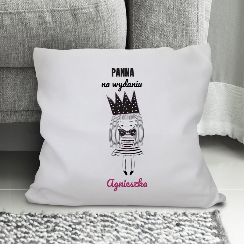 Poduszka na panieński