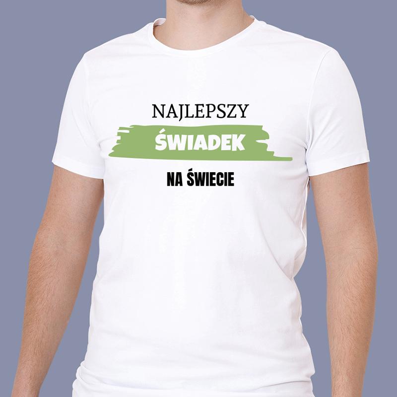 Koszulka dla świadka