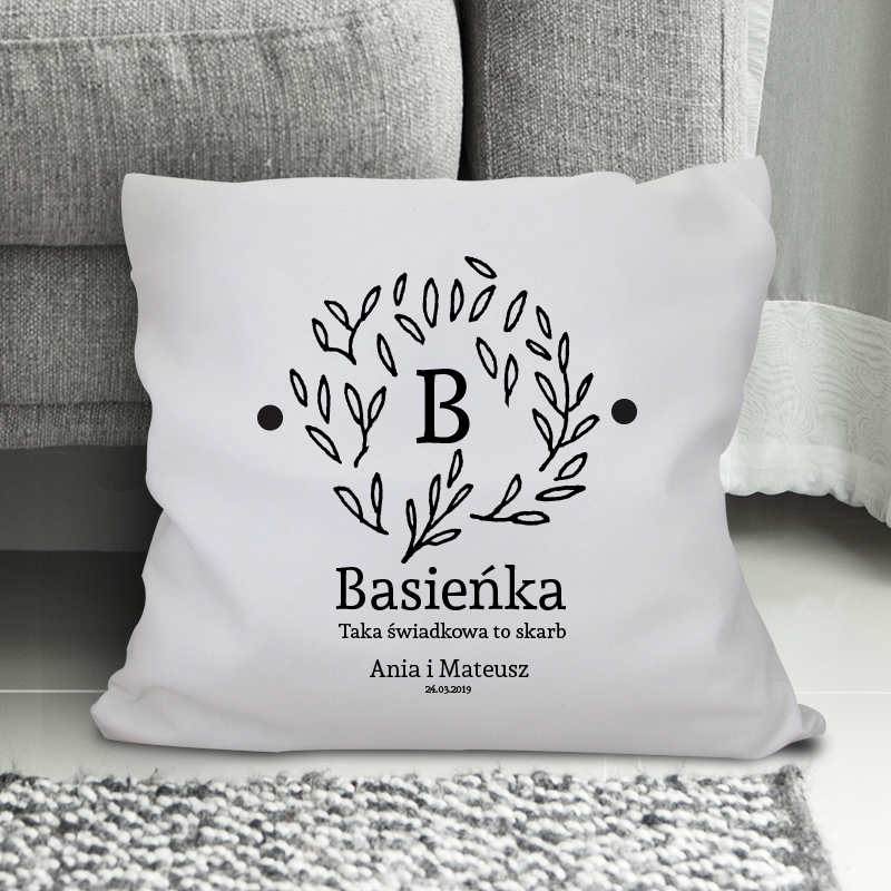 Poduszka dla świadkowej