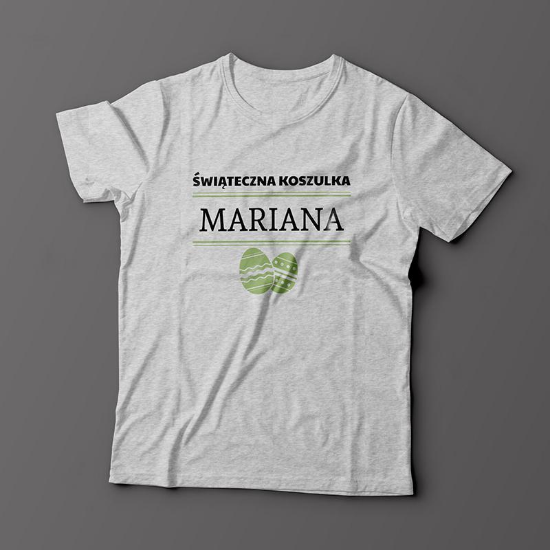 Koszulka na Wielkanoc