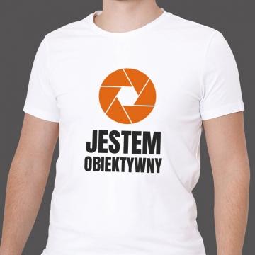 Koszulka dla fotografa
